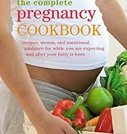Ingram The Complete Pregnancy Cookbook By Fiona Wilcock