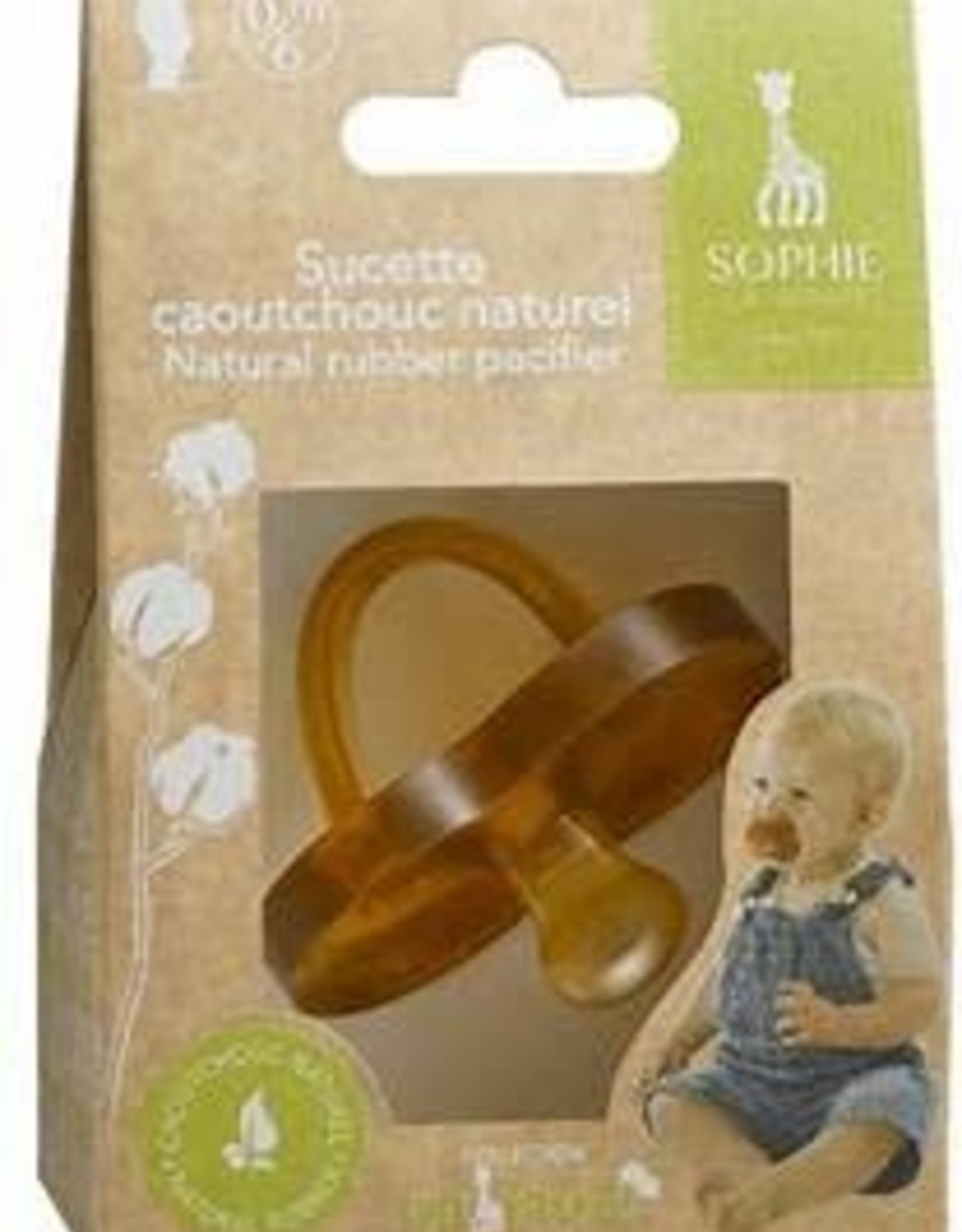 Calisson So'Pure Natural Pacifier