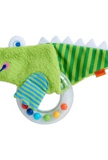 Haba Clutching Toy Crocodile w Ring