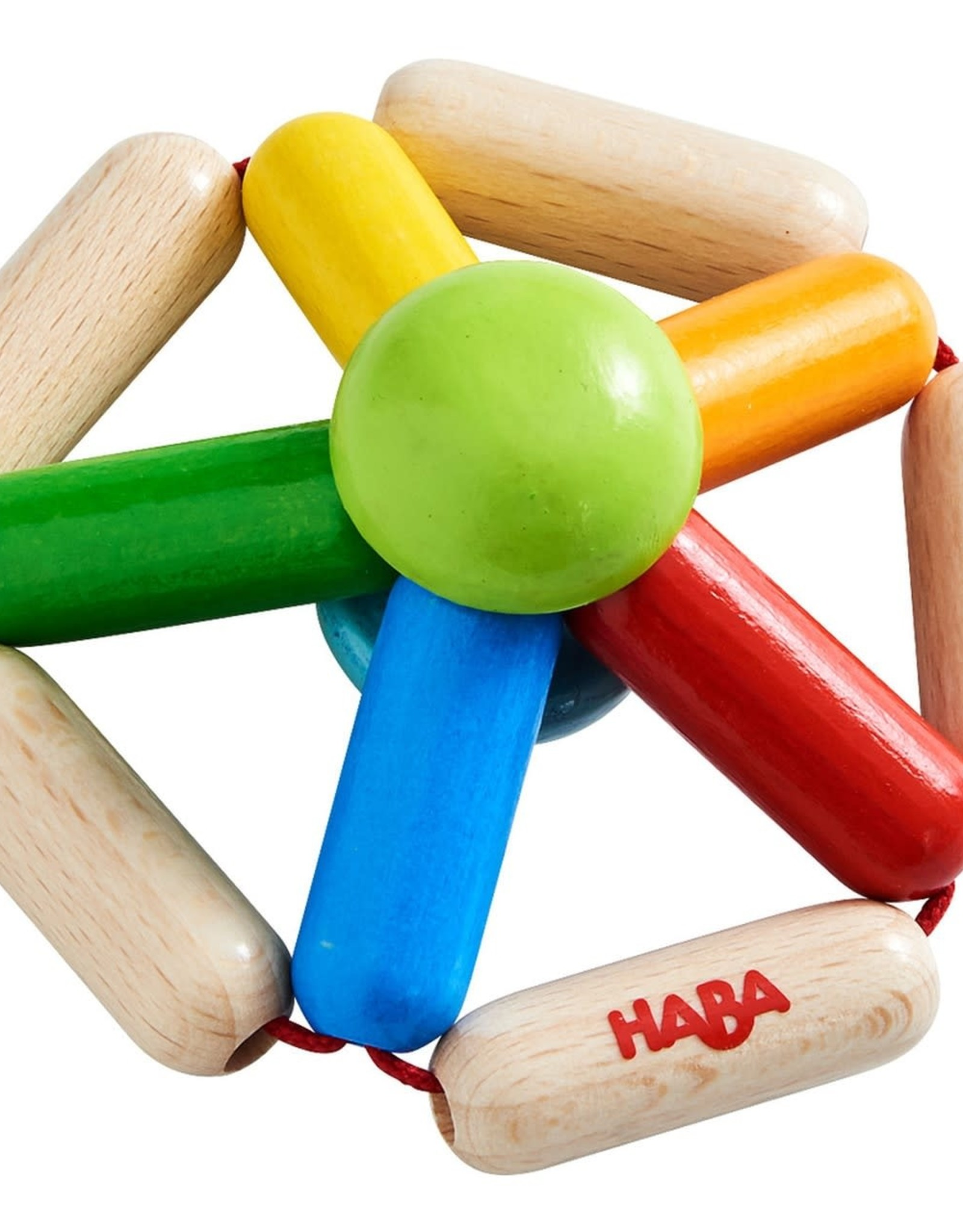 Haba Clutching Toy Color Carousel
