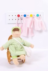 """Under the Nile Under the Nile Waldorf Dress Up Doll - 13"""""""