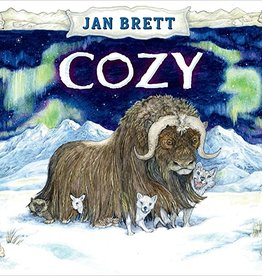 Jan Brett Cozy by Jan Brett