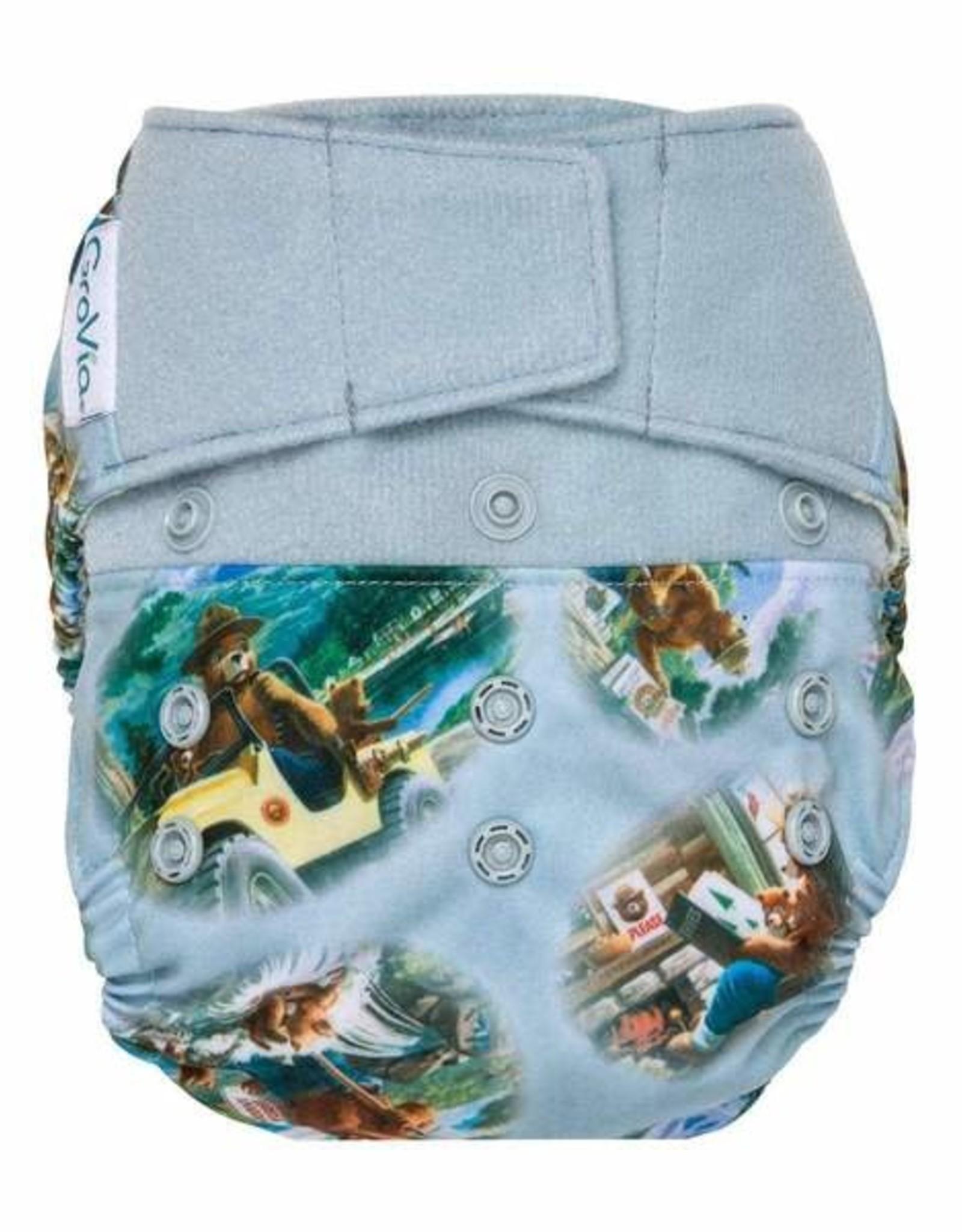 GroVia GroVia - Hybrid Cloth Diapers H&L Shell