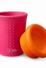 GoSili Oh! No Spill Cup- assorted colors