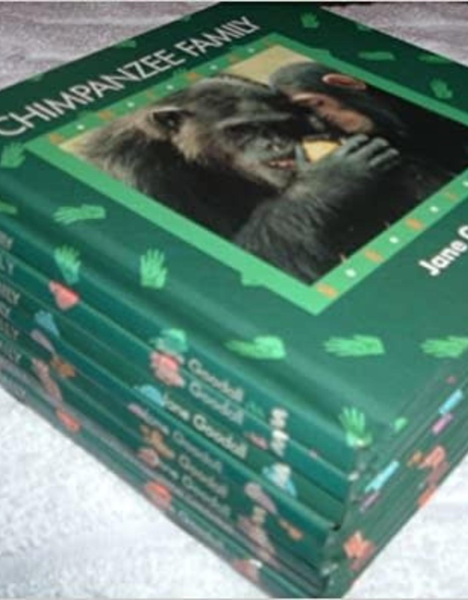 Madison Mini Book Jane Goodall Animal Series (8 books)