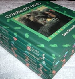 Madison Mini Book Jane Goodall Animal Series (8 books)