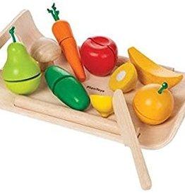 Plan Toys Plantoys Assorted Fruit Set (PlanWood)