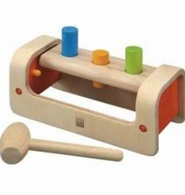Plan Toys Pounding Bench, classic