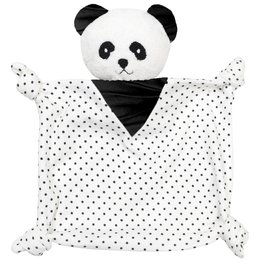 Under the Nile Organic Panda Blanket Friend Lovey