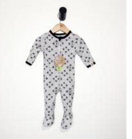 Me O My Earth Organic cotton/Repreve Footie