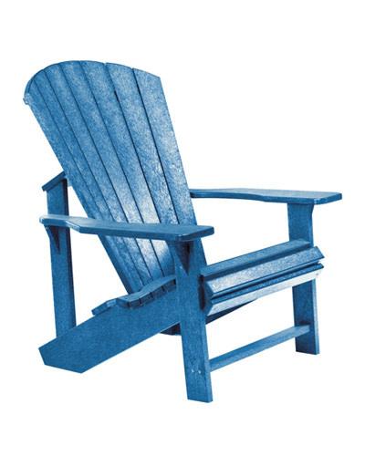 Adirondack Chair: BLUE