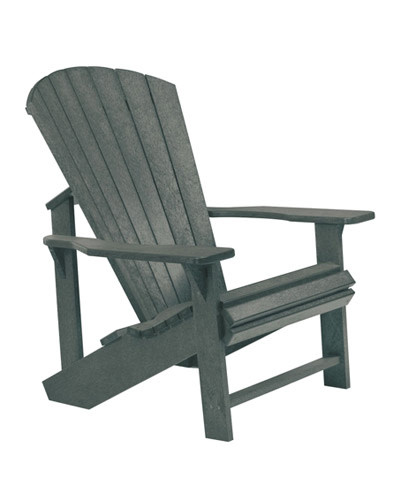 Adirondack Chair: SLATE GREY