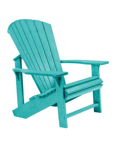 Adirondack Chair: TURQUOISE