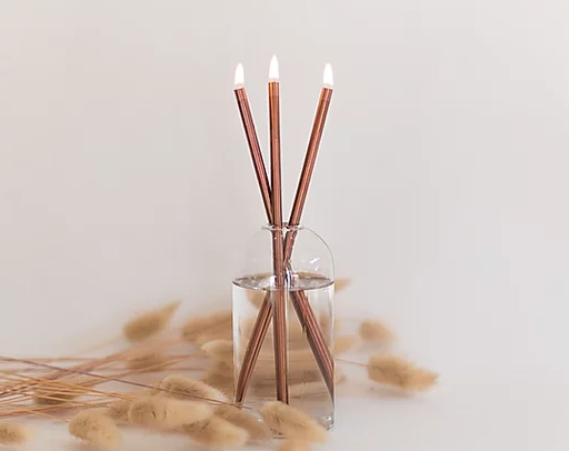 Everlasting Candle - Copper