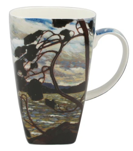 McIntosh Tom Thomson West Wind Grande Mug