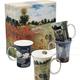 McIntosh Claude Monet Set of 4 Mugs