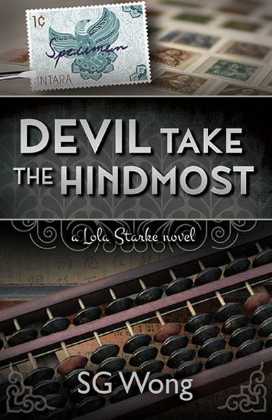 Devil Take The Hindmost- SG Wong