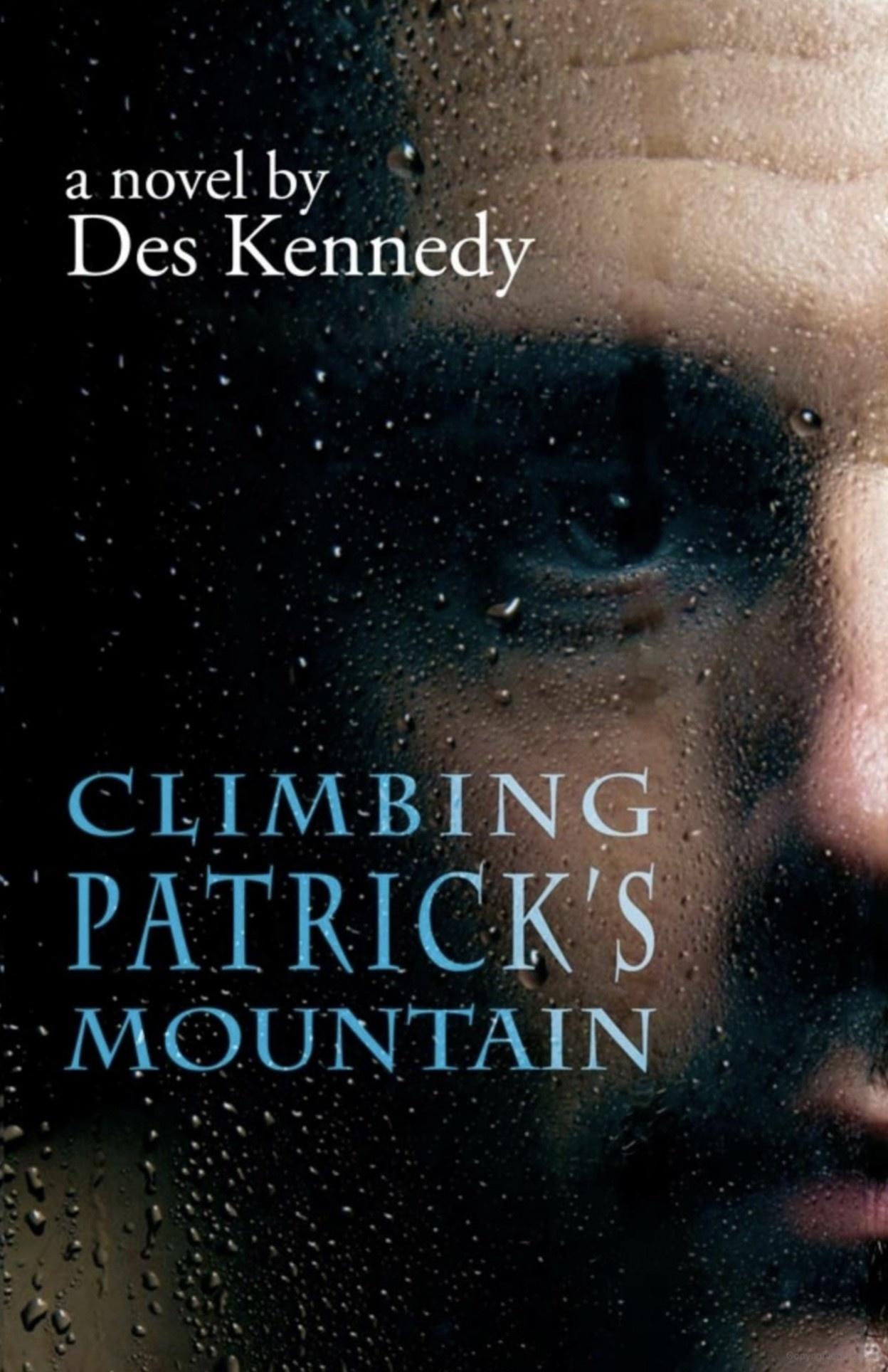 Climbing Patrick's Mountain