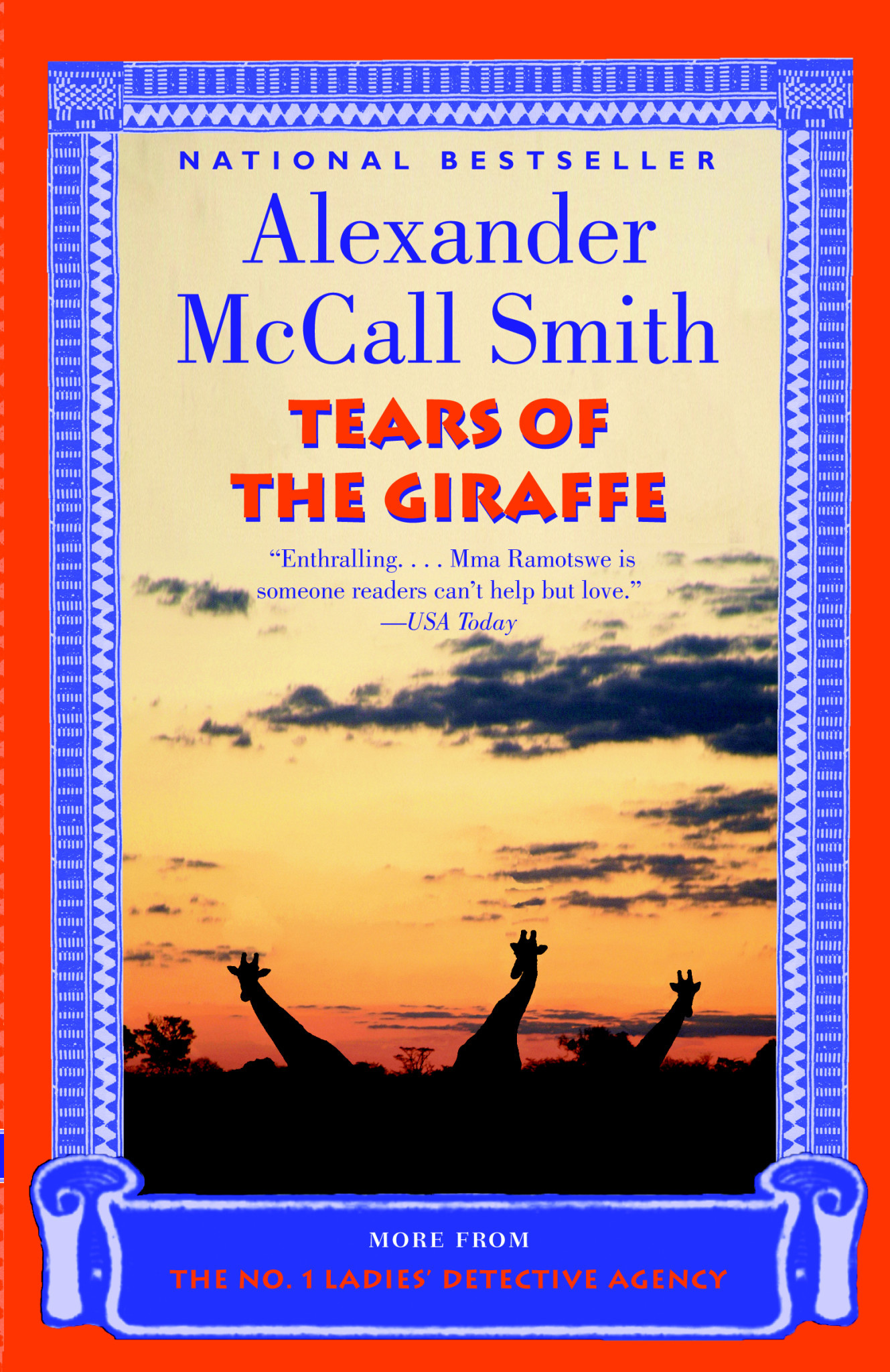 Tears of the Giraffe (The No. 1 Ladies Detective Agency series)