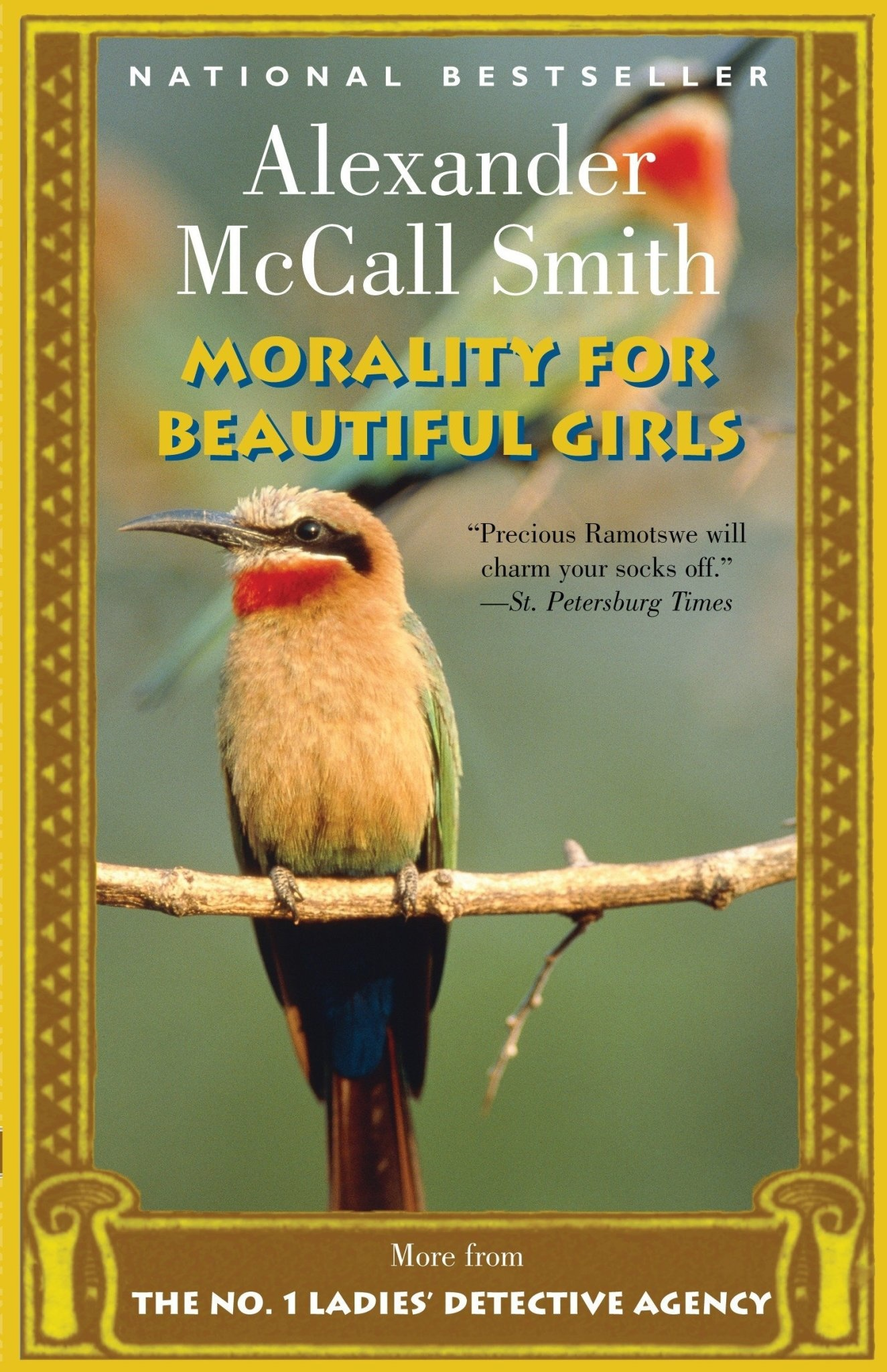 Morality for Beautiful Girls (The No. 1 Ladies Detective Agency series)