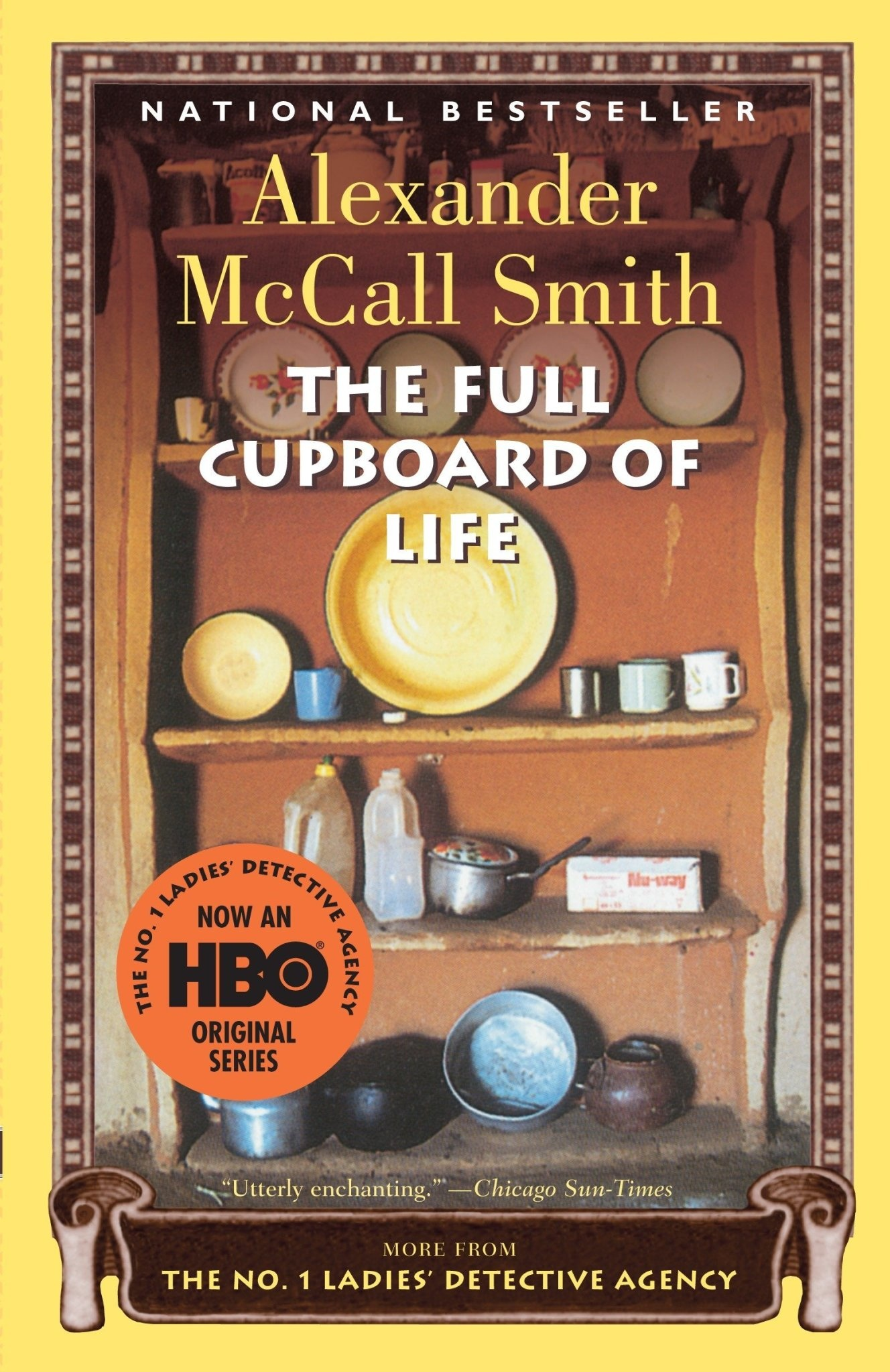 The Full Cupboard of Life (The No. 1 Ladies Detective Agency series)