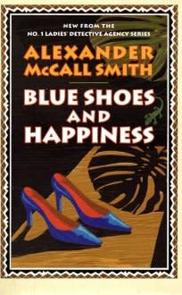 Blue Shoes and Happiness (Hardback)
