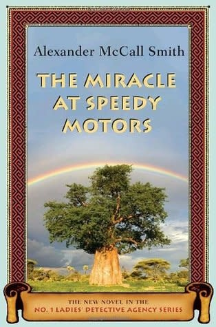 The Miracle at Speedy Motors(The No.1 Ladies Detective Agency series)