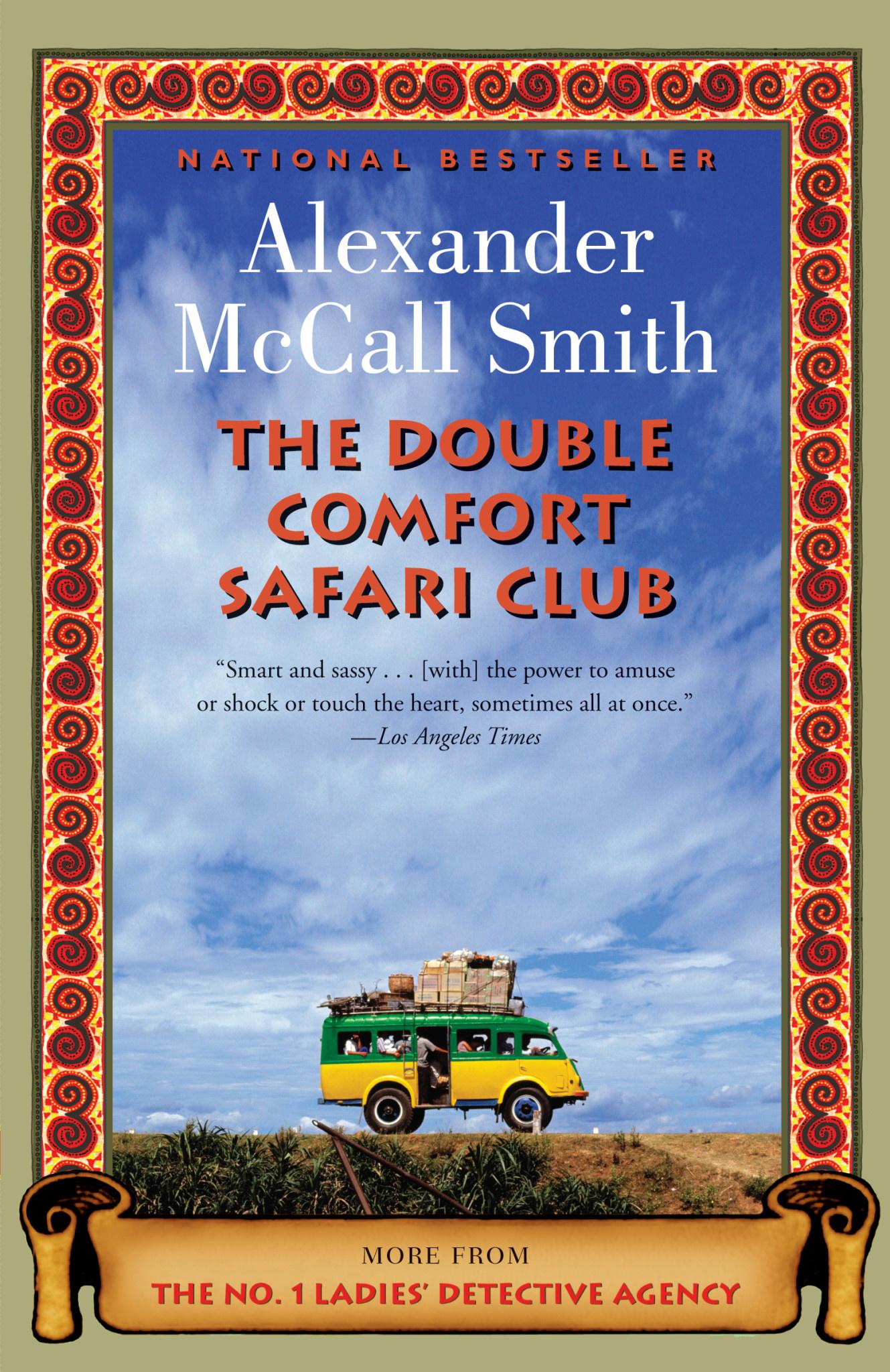 The Double Comfort Safari Club(The No.1 Ladies Detective Agency series)