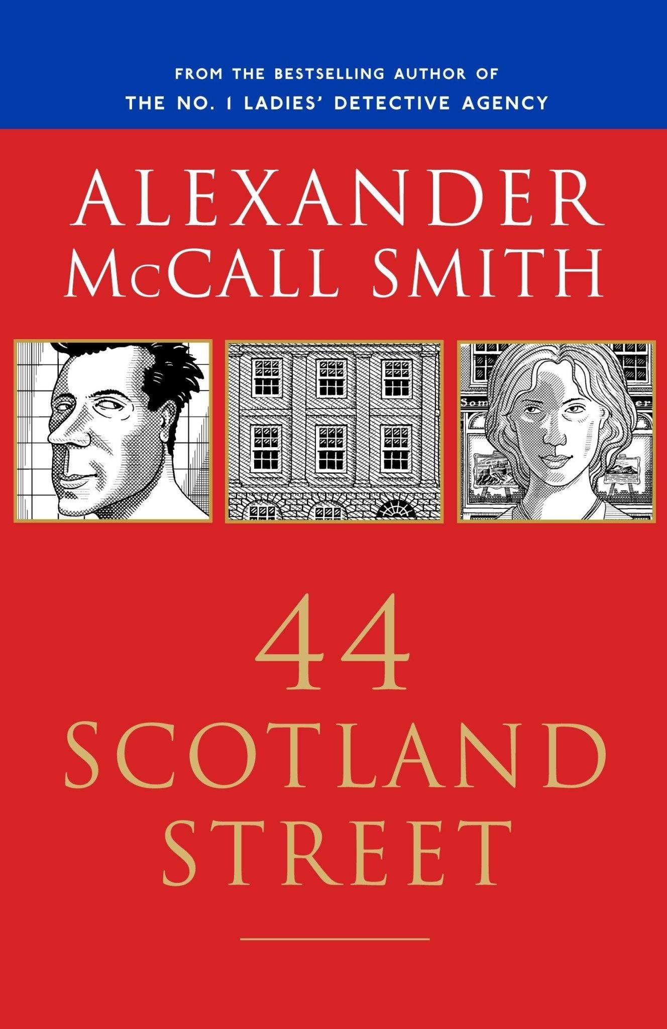 44 Scotland Street: the First 44 Scotland Street Novel