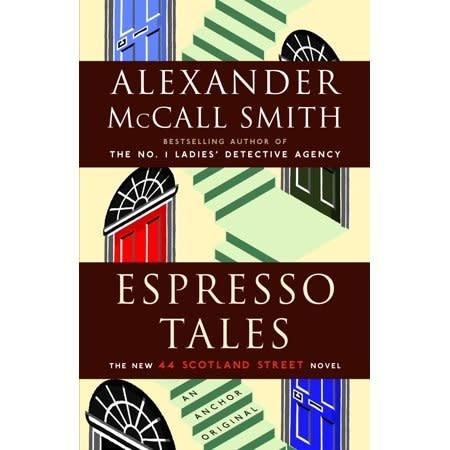 Espresso Tales: the New 44 Scotland Novel
