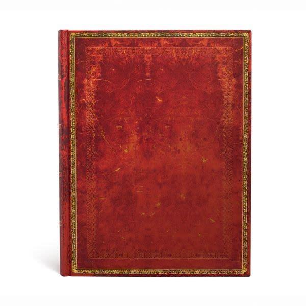 Paperblanks Midi Lined: Venetian Red