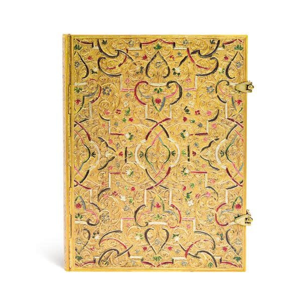 Paperblanks Midi: Gold Inlay