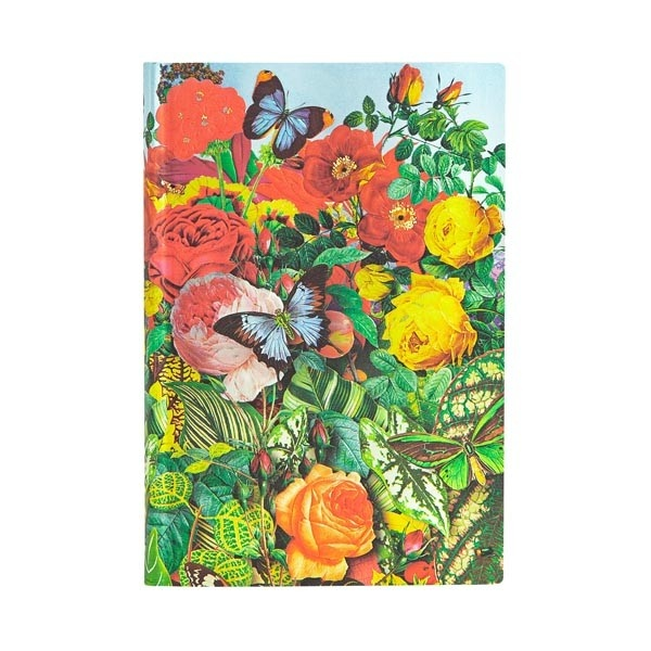 Paperblanks Mini Flexis: Butterfly Garden