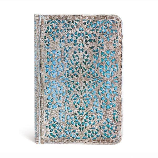 Paperblanks Mini: Maya Blue Classic