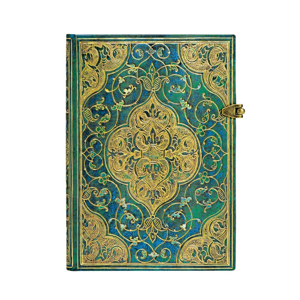 Paperblanks Mini: Turquoise Chronicles