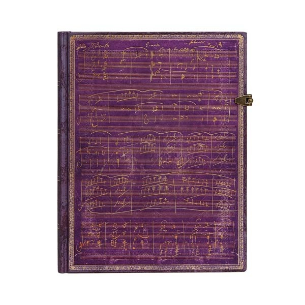 Paperblanks Ultra Unlined: Beethoven's 250th Birthday
