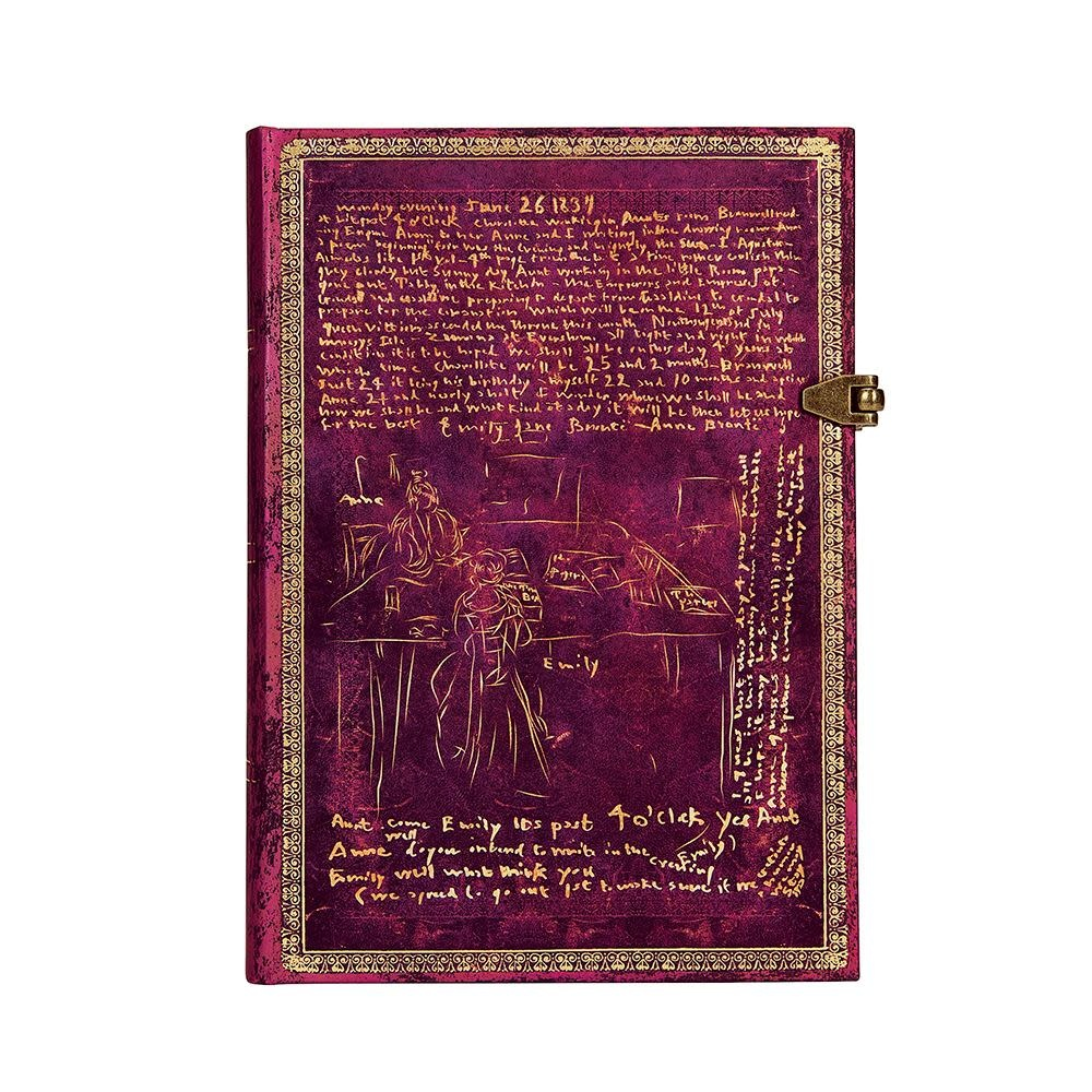 Paperblanks Ultra: The Bronte Sisters