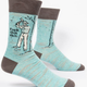 Blue Q Men's Socks: Fuck this Shit