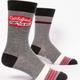 Blue Q Men's Socks: Certified Pain Ass