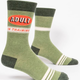 Blue Q Men's Socks: Adult in Training