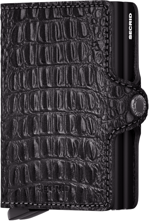 Secrid Twinwallet Nile Black