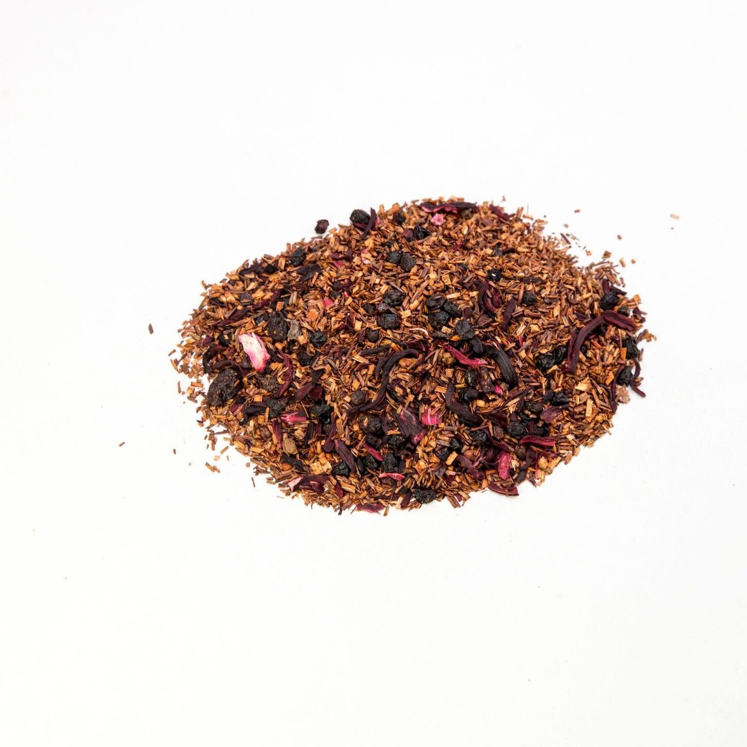 Naked Leaf Blueberry Rooibos Bulk Tea 50g