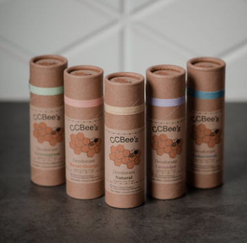 CCBee's Natural Products Deodorant Stick