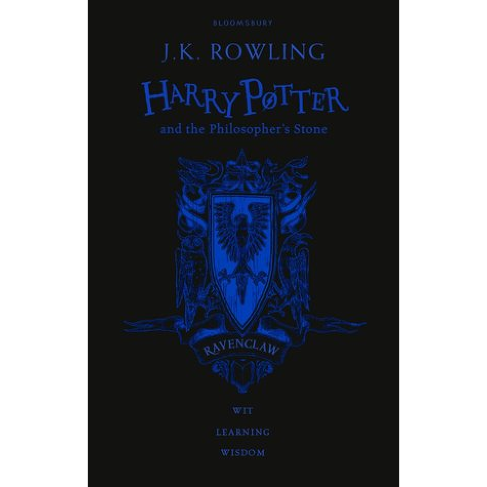 Harry Potter and the Philosopher's Stone (Hard cover)