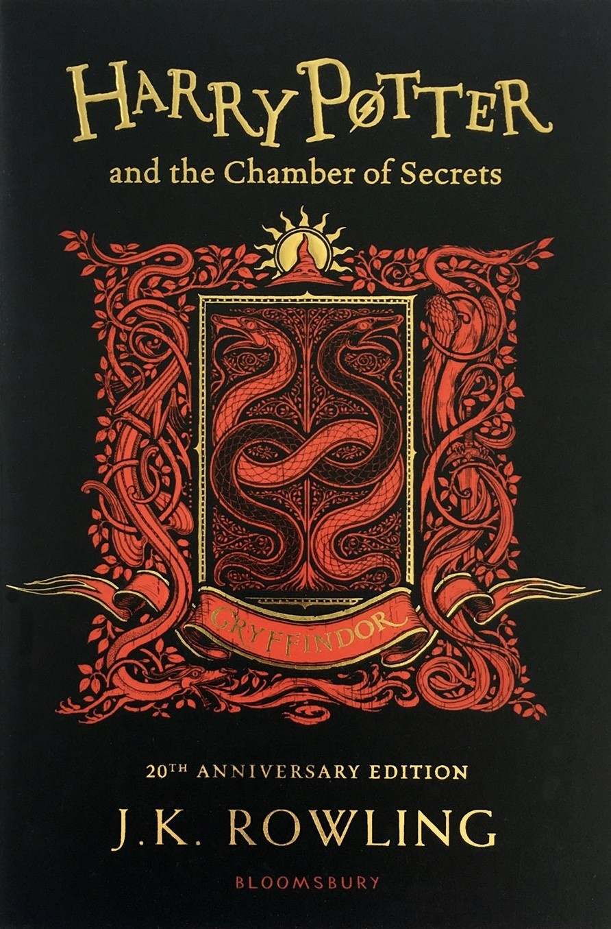 Harry Potter and the Chamber of Secrets (Soft Cover)