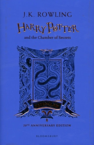 Harry Potter and the Chamber of Secrets (Hard Cover)
