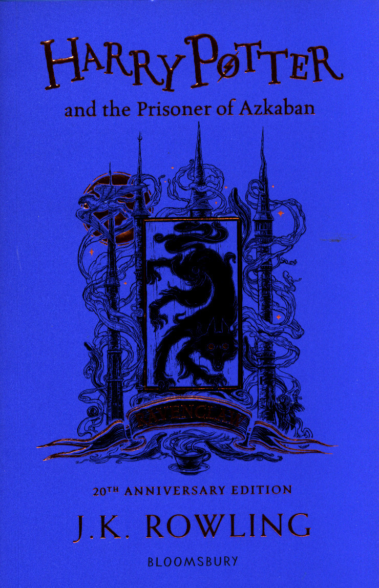 Harry Potter and the Prisoner of Azkaban (Soft Cover)