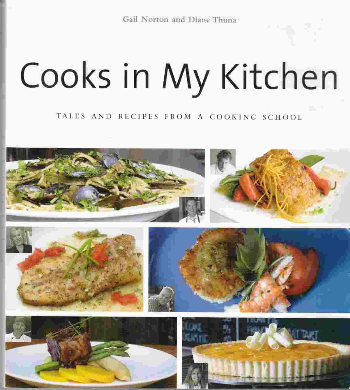 Cooks in my Kitchen