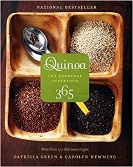 Quinoa the Everyday Superfood 365