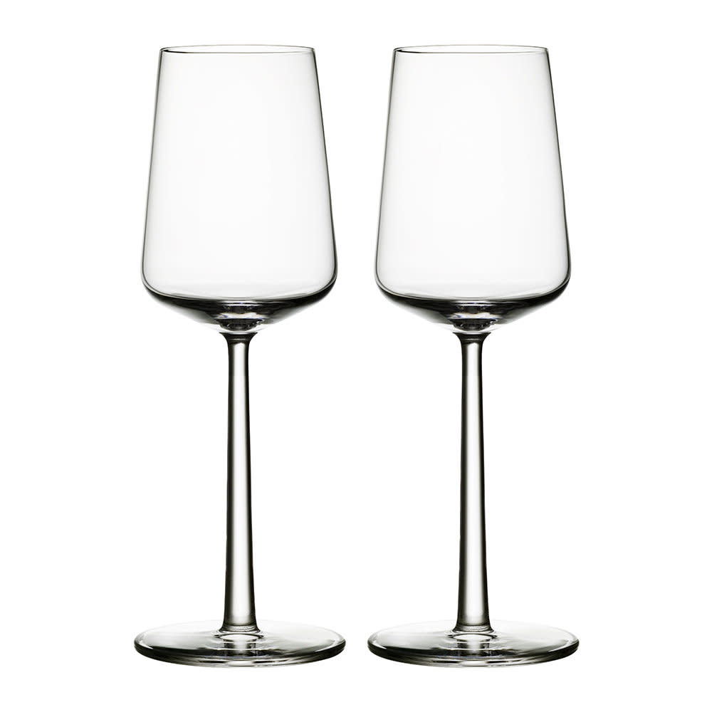 Essence White Wine Glass S/2
